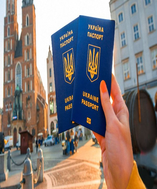 اقامت اوکراین