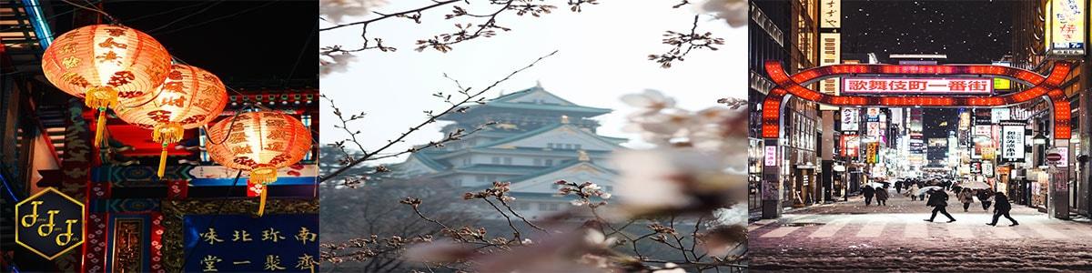 کار در ژاپن - اقامت ژاپن